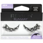 REVLON RUNWAY FALSE EYE LASH EYELASHES EYELASH POLKA DOT 91252 FAUX FRINGE